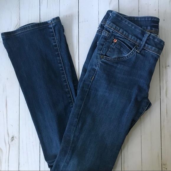 Hudson Jeans Denim - Hudson Jeans Beth Baby Boot Style Sz 26
